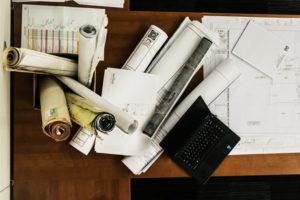 Baupläne, Strichzeichnungen scannen, drucken, laminieren